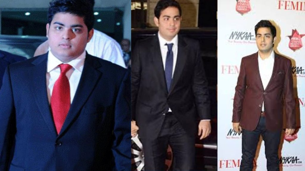 Akash's height, weight & fat to fit journey