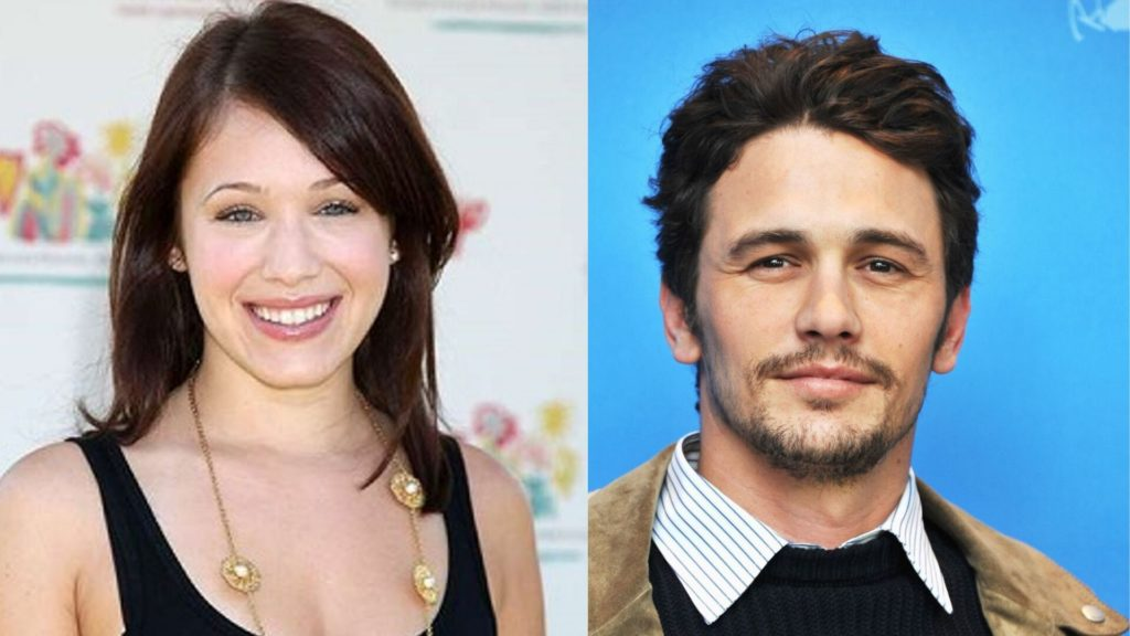 Marla Sokoloff James Franco Girlfriend
