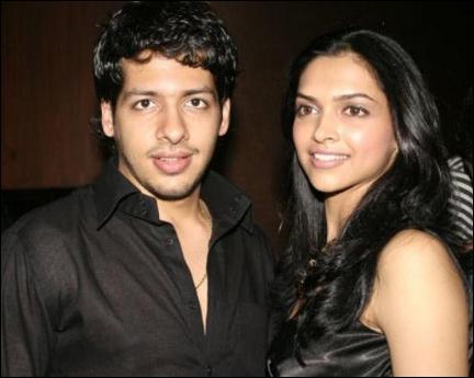 Deepika with Nihaar Pandya