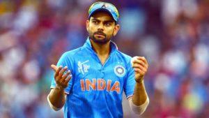 captain leading team India