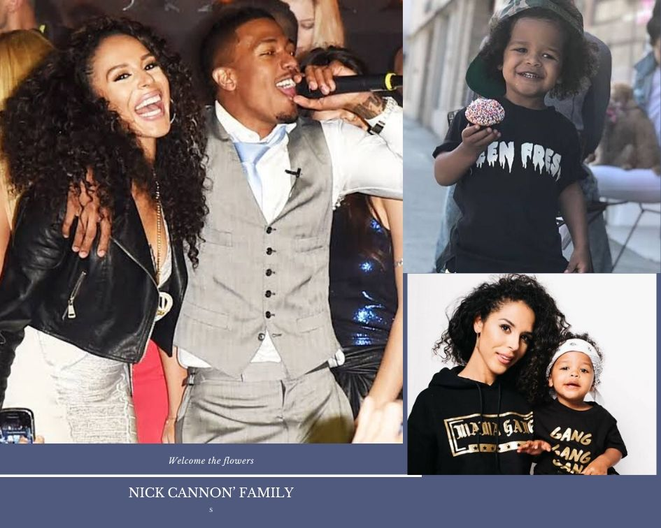 Nick Cannon had his third child son Sagon Cannon with wife Brittany Bell.