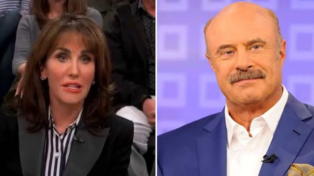 Dr. Phil's wife Robin Jo Jameson