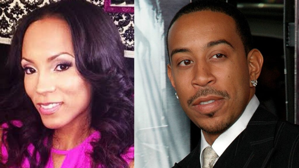 ludacris with his ex-girlfriend tamika fuller