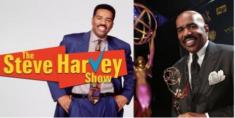 steve harvey career