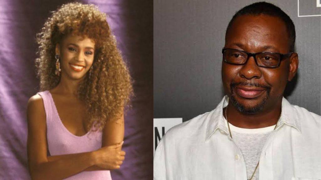 Whitney Elizabeth Houston's husband bobby brown