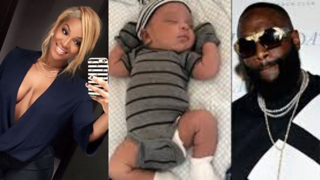 Photos of Briana Camille, Rick Ross's Newest Baby