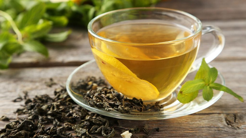A warm cup of green tea can boost your immunity.