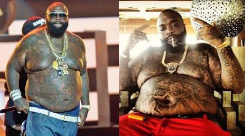 Rapper Rick Ross weight loss secret