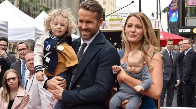 Blake Lively and Ryan Reynolds' Kids? Meet James and Inez Reynolds