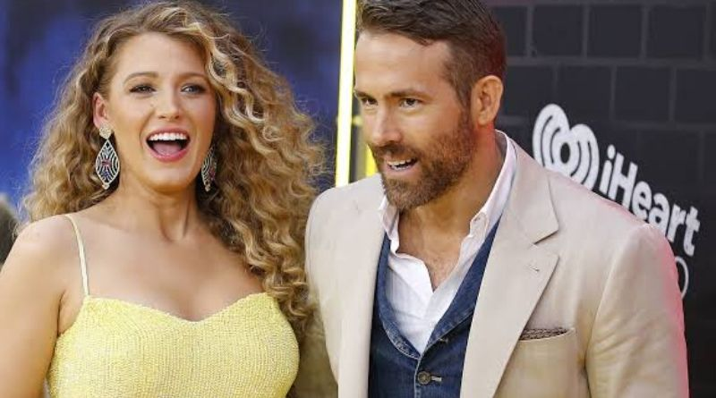 know all about blake lively's husband