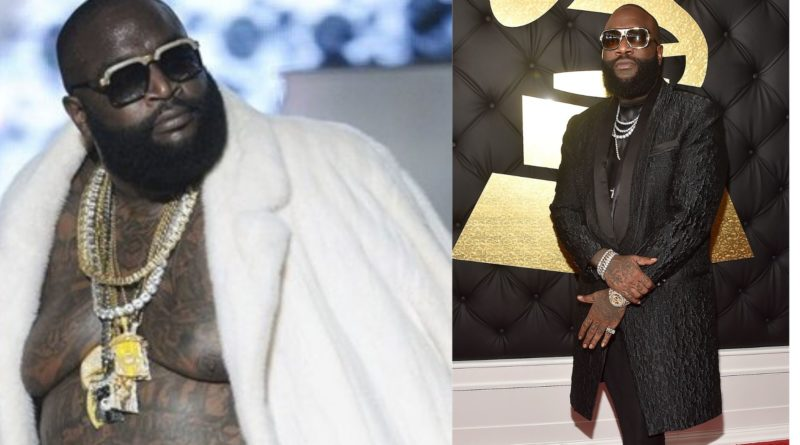 Rick Ross Weight Loss-Transformation & Secrets of losing 90 pounds