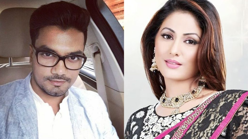 Know all about Hina Khan and Rocky Jaiswal's love story.