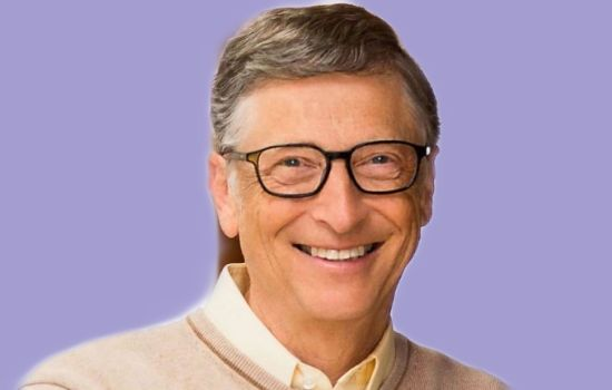 World's 2nd Richest American Bussinessman and Co-founder of Microsoft Corporation Bill Gates
