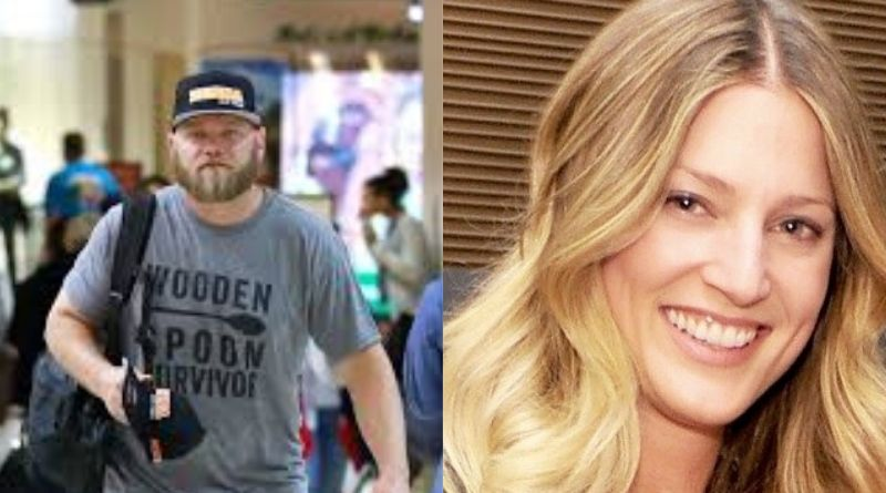 Caitlyn Jenner's oldest son Burt Jenner and daughter cassandra jenner