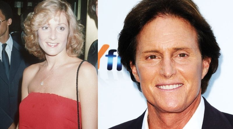 Bruce ( now Caitlyn) Jenner's ex-wife Chrystie Scott