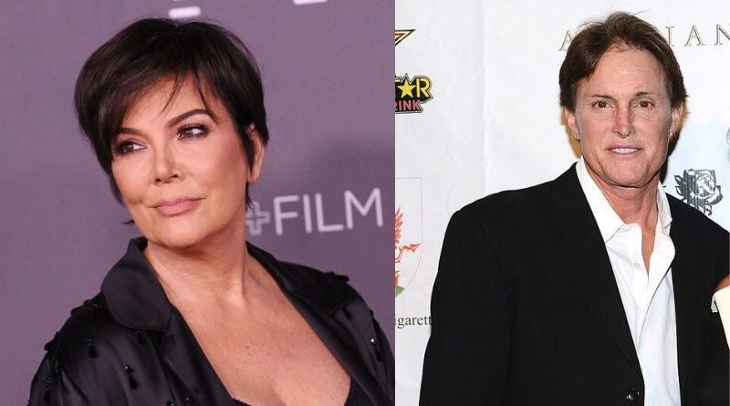 How Did Kris Jenner  & Caitlyn Jenner (Bruce)  Meet?