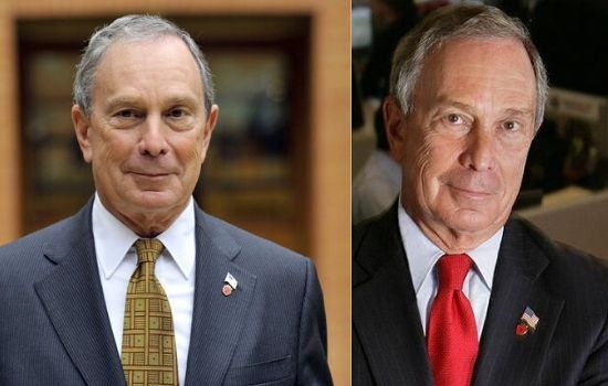 Michael Bloomberg CEO of Bloomberg L.P is the World's 14th Richest an American businessman.