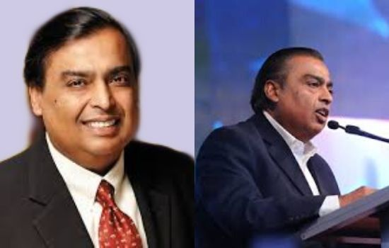 Mukesh Ambani World's 9th Richest Indian businessman and chairman of the Reliance Industries Limited.