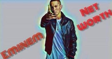 Eminem net worth 2020