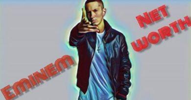Eminem net worth 2020