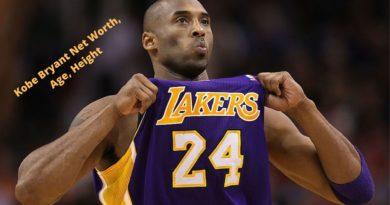 Kobe Bryant Net Worth - Celebrity News, Net Worth, Age, Height, Career
