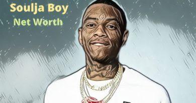 Soulja Boy Net Worth 2020 - Celebrity News, Net Worth, Age, Height, Career