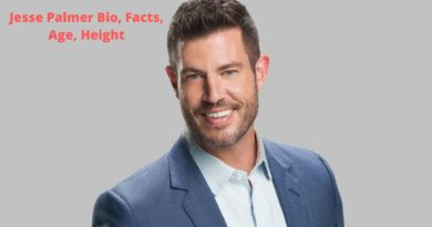 Jesse Palmer Bio, Wiki, Age, Height, Weight, Net Worth