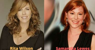 Actor Tom Hanks' wife Samantha Lewes and Tita wilson
