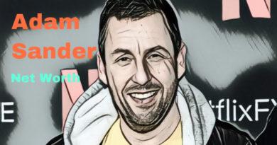 Adam Sandler Net Worth 2020 - Celebrity News, Net Worth, Age, Height, Birthday, Wife, Kids