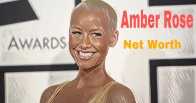 Amber Rose Net Worth 2020 - Celebrity News, Net Worth, Age, Height, Boyfriends, Husband & Kids