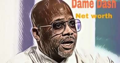 Dame Dash Net Worth 2020 - Celebrity News, Net Worth, Age, Height, career