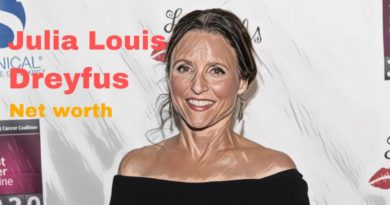 Julia Louis-Dreyfus's Net Worth 2020 - Celebrity News, Net Worth, Age, Height, Birthday, Career