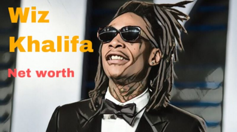 Wiz Khalifa Net Worth 2020 - Celebrity News, Net Worth, Age, Height, Birthday, Career