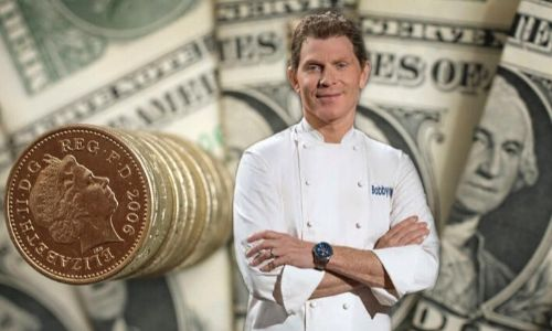 How did Bobby Flay's Net Worth  and wealth reach $60 Million in 2021?
