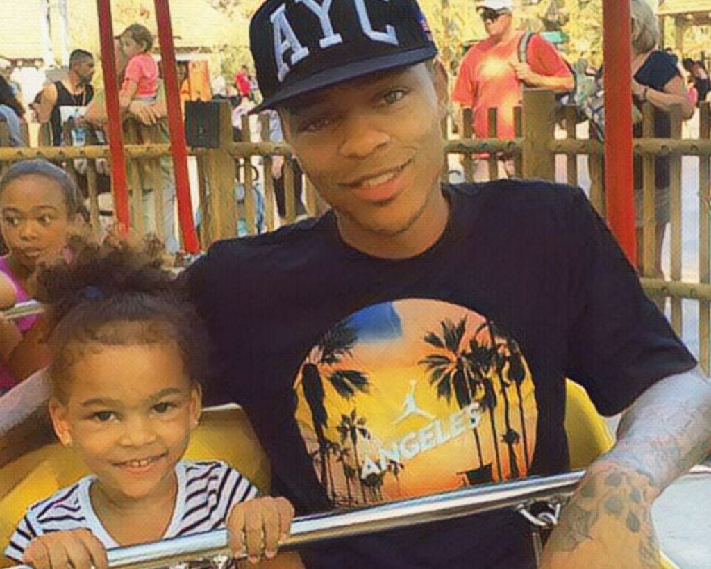 Bow Wow's daughter was born on 27 April 2011 from his girlfriend named Joie Chavis.