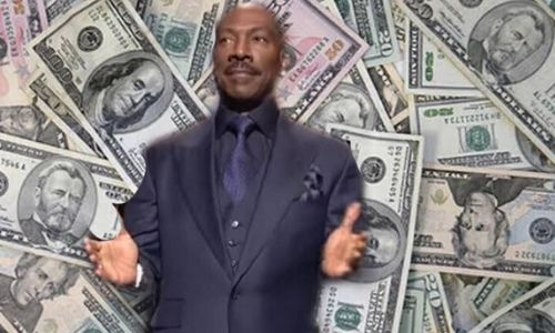 Eddie Murphy's net worth according to forbes list 2021 is about $200 million.