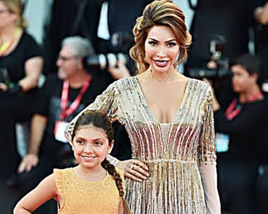 Farrah Abraham is the mother of a beautiful daughter, Sophia born in 2009
