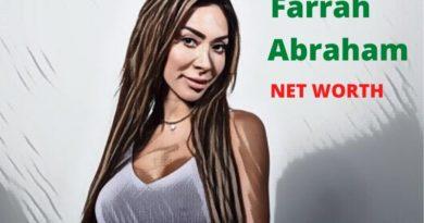 Farrah Abraham's Net Worth 2020 - Celebrity News, Net Worth, Age, Height, Instagram, Husband & Boyfriends