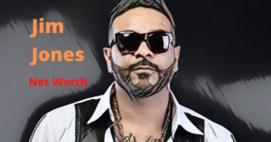 Rapper Jim Jones's Net Worth 2021 - Celebrity News, Net Worth, Age, Height, Son, Wife, Movies, Girlfriends