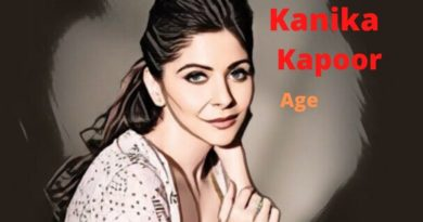 Kanika Kapoor Age - Celebrity News, Age, Net Worth, Height, Husband, Children