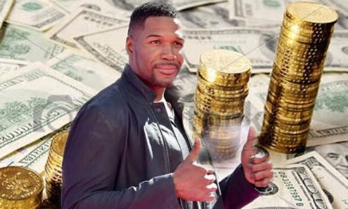 Michael Strahan's net worth according to list of forbes 2020 is about $65 million.