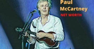 Paul McCartney's Net Worth 2020 - Celebrity News, Net Worth, Age, Height, Spouse, Children