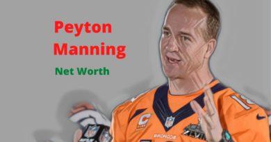 Peyton Manning's Net Worth 2020 - Celebrity News, Net Worth, Age, Height, Wife & Girlfriends