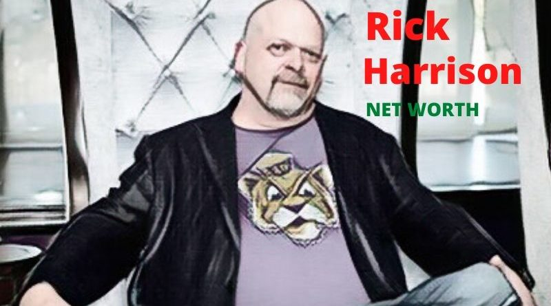 Rick Harrison's Net Worth 2020 - Celebrity News, Net Worth, Age, Height, Wife, Daughters