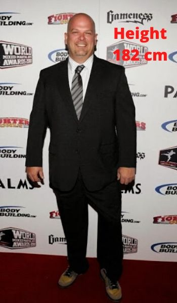 How tall is Rick Harrison? Discover more Celebrity news, Heights, Rick Harrison's Net Worth 2021, Age, Height, Wife, Daughters
