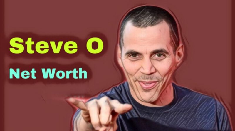 Steve O's Net Worth 2020 - Celebrity News, Net Worth, Age, Height, Wife & Girlfriends