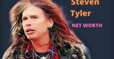 Steven Tyler's Net Worth 2021 - Celebrity News, Net Worth, Age, Height, Wife, Daughters & Girlfriends