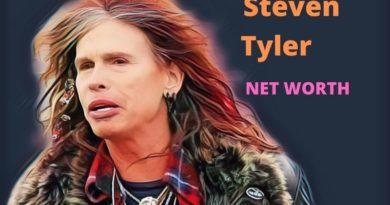 Steven Tyler's Net Worth 2021 - Celebrity News, Net Worth, Age, Height, Wife, Daughters & Girlfriends