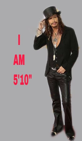 How tall is Steven Tyler? Discover more Celebrity news, Height, Steven Tyler's Net Worth 2020, Age, Wife and Daughter.