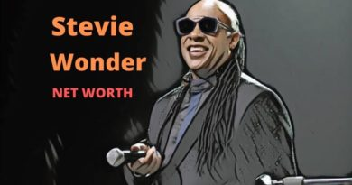 Stevie Wonder's Net Worth 2020 - Celebrity News, Net Worth, Age, Height, Wife, Children, Girlfriends